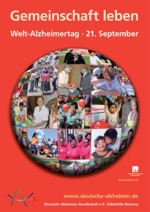 Welt Alzheimer Tag