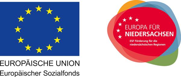 Dieses Projekt wird mit Mitteln des Europäischen Sozialfonds gefördert